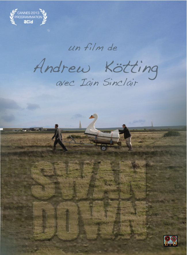 Swandown d'Andrew Kötting