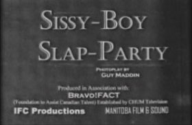 sissy boy slap party